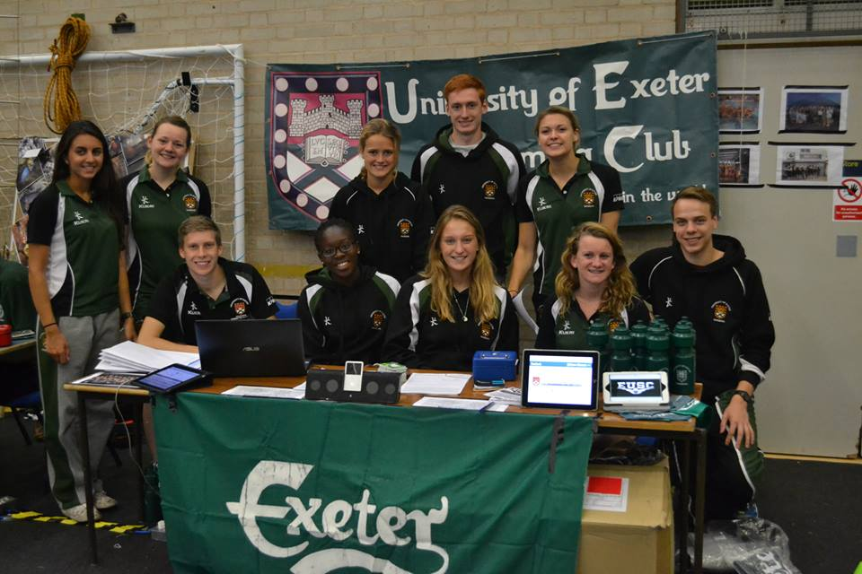 Big Waves To Kick Start The Year University Of Exeter Swimming Club