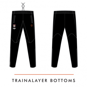 EUSC PlayerLayer Tracksuit Bottoms (Tapered)